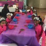Pampered Princess Spa Party