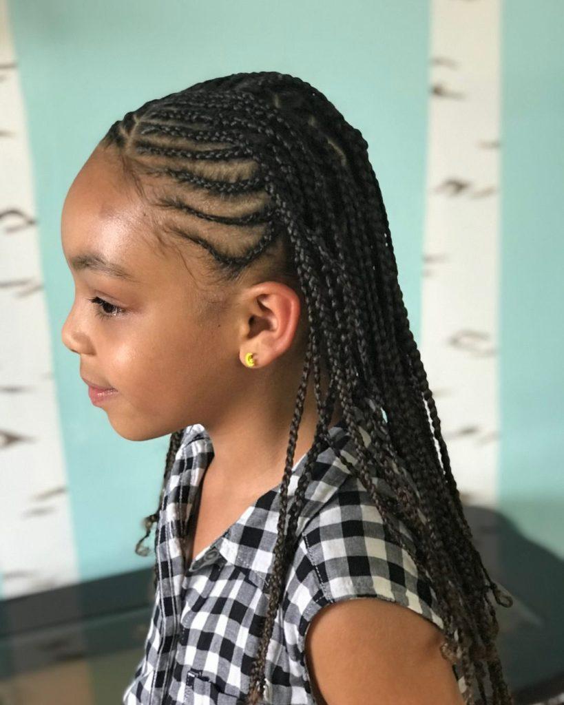 Kids Speciality Braids