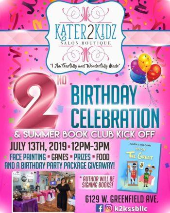 #summerbookclub #kater2kidz
